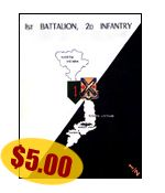 1st Battalion 2nd Infantry Book